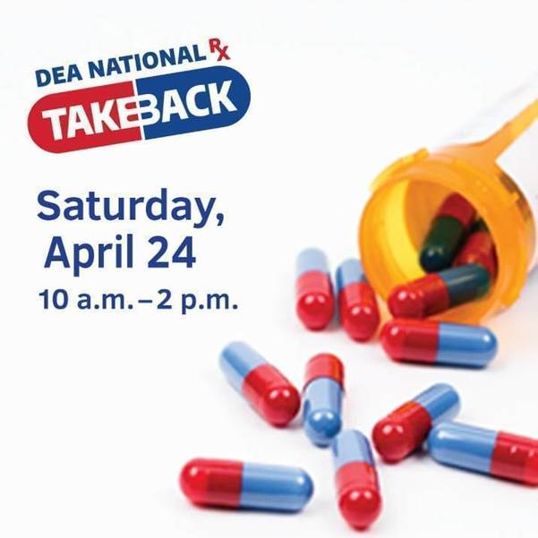 Piscataway Police Taking Part in National Drug Take Back Day