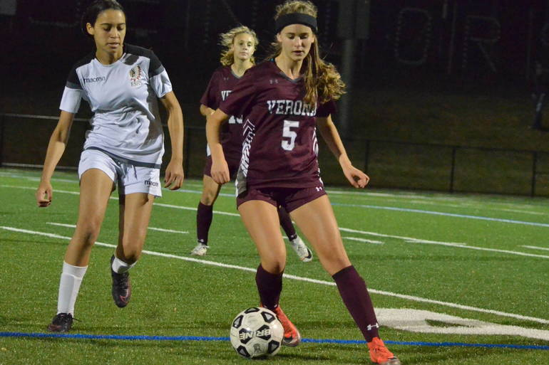 Verona Girls Soccer Team Played a Full Season Without Interruptions