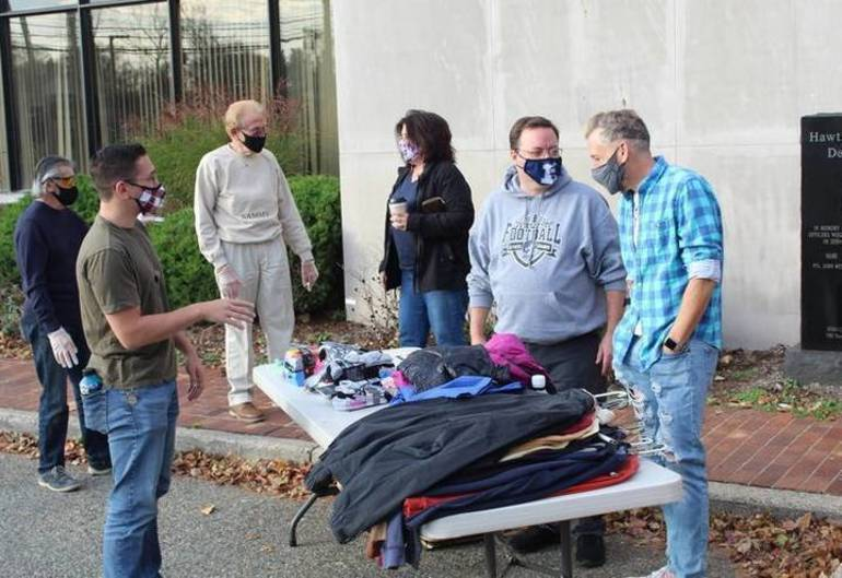 Building on Success of First, HPA to Host a Second Clothing Collection Saturday Morning