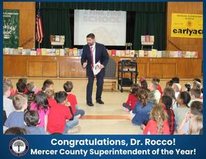 Hamilton's Dr. Rocco Named School Superintendent of the Year