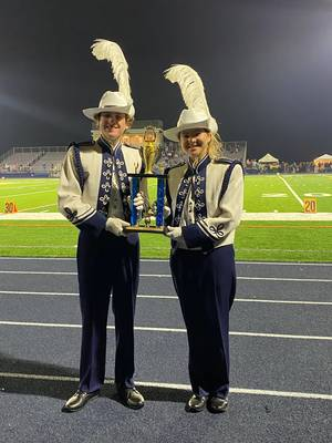 Carousel image f937561821a98cc9a149 drum majors with awards