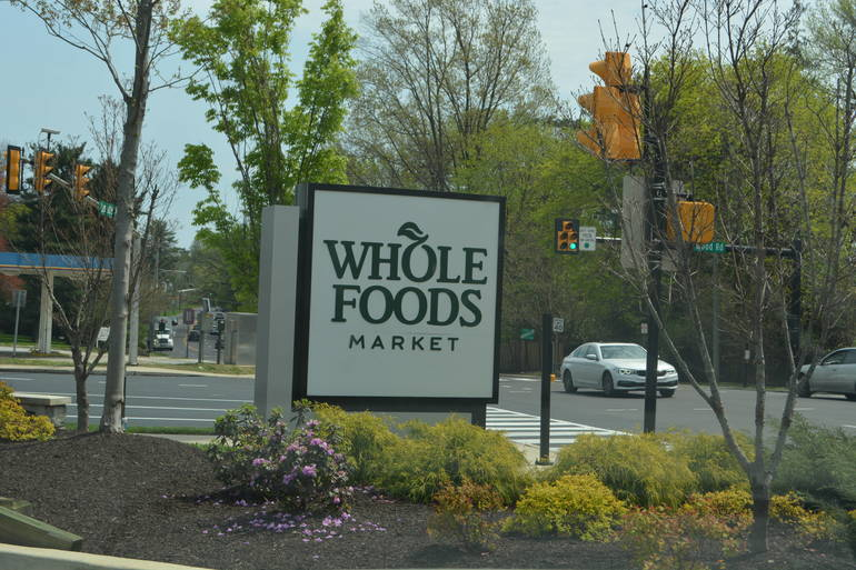 Lower Merion whole foods Market