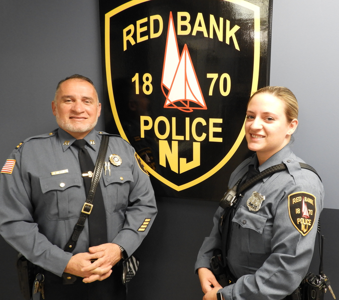 Red Bank Patrolwoman Grace Maggiulli - Dedicated Officer and Music Lover