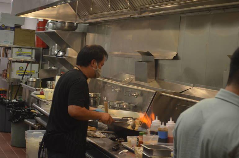 Tasty Thai in Fanwood