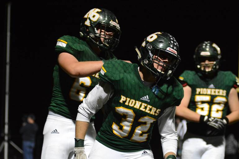 Football: New Providence Dominates Second Half to Beat Gov. Livingston, 35-14