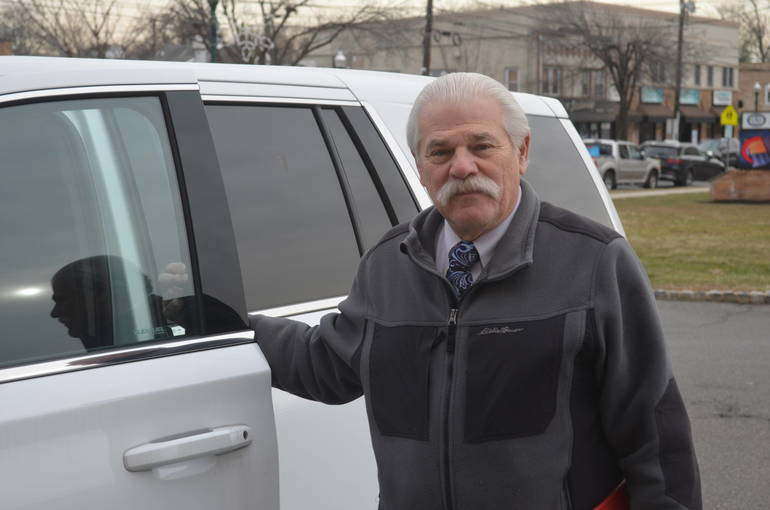 Scotch Plains' Building and Zoning Official Bob LaCosta
