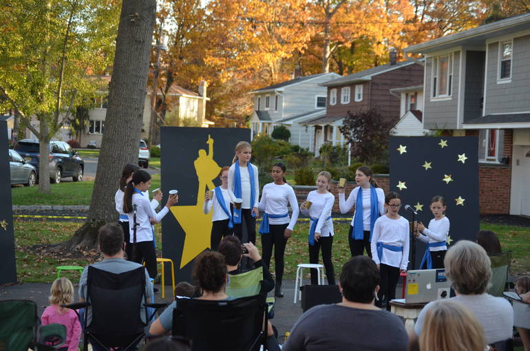 Hamilton: The Musical by the Cul de Sac Players in Fanwood