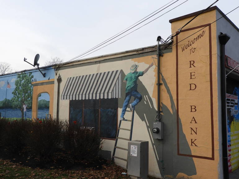Parks of Red Bank – Johnny Jazz Park
