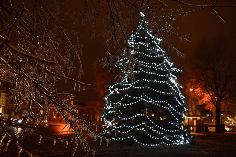 Limited Space Remains for Holiday Photo Event with Summit's Holiday Tree, Santa Dec. 6