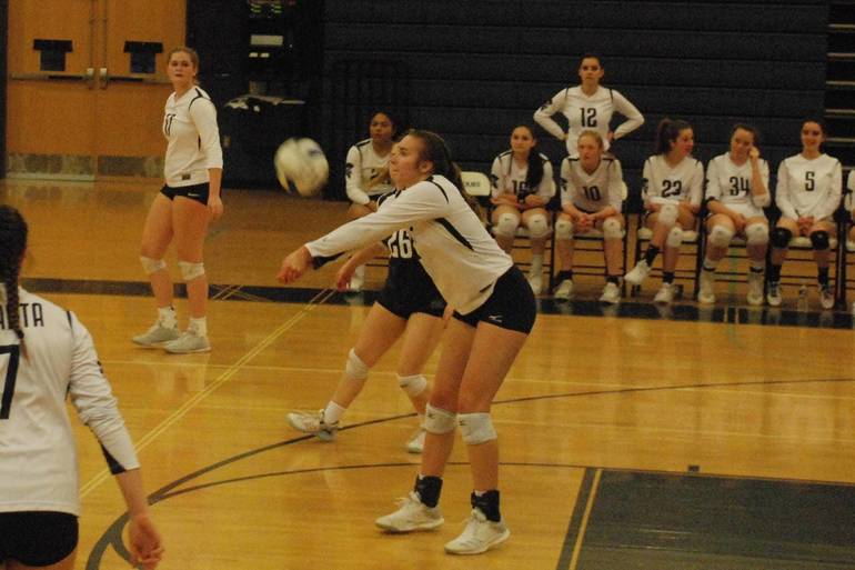 Sparta Volleyball Player Commits to Division-1 Program