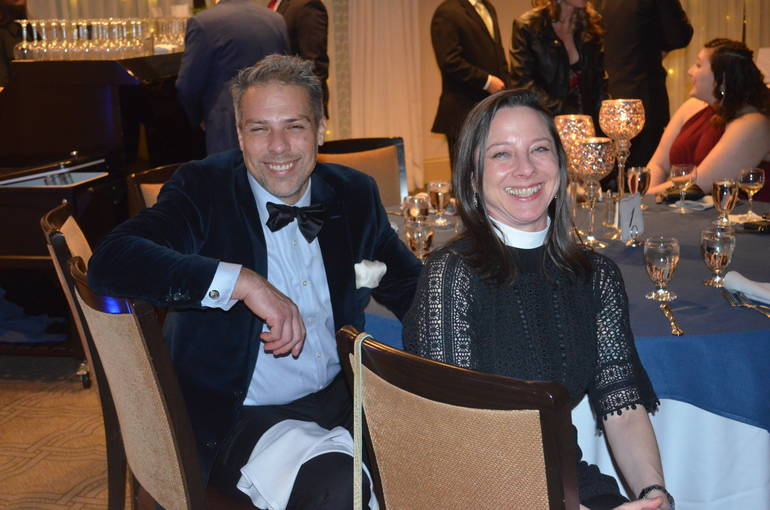 Scenes from the 2019 Scotch Plains Mayor's Gala