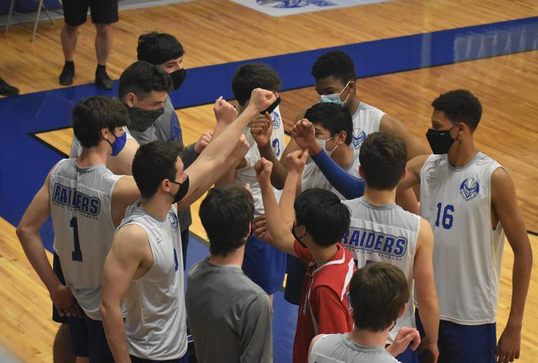 Boys Volleyball: Scotch Plains-Fanwood Improves to 19-0, Beats Elizabeth in Two Sets