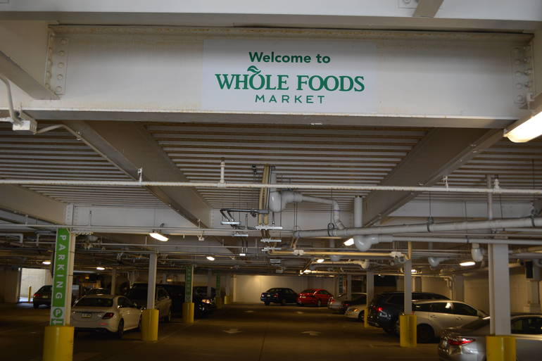 Lower Merion Township Whole Foods in Wynnewood