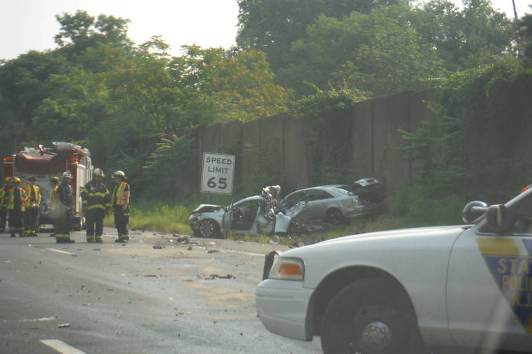Driver of Jack-knifed Tractor Trailer May Have Suffered Medical Episode before Route 78 Crash Thursday Morning in Berkeley Heights