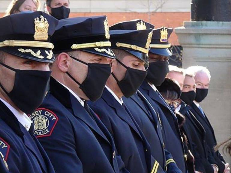 75 Promotions Reflect Diversity of JCPD Ranks