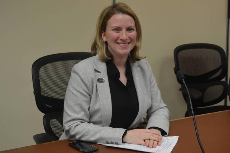 Scotch Plains Councilwoman Elizabeth Stamler