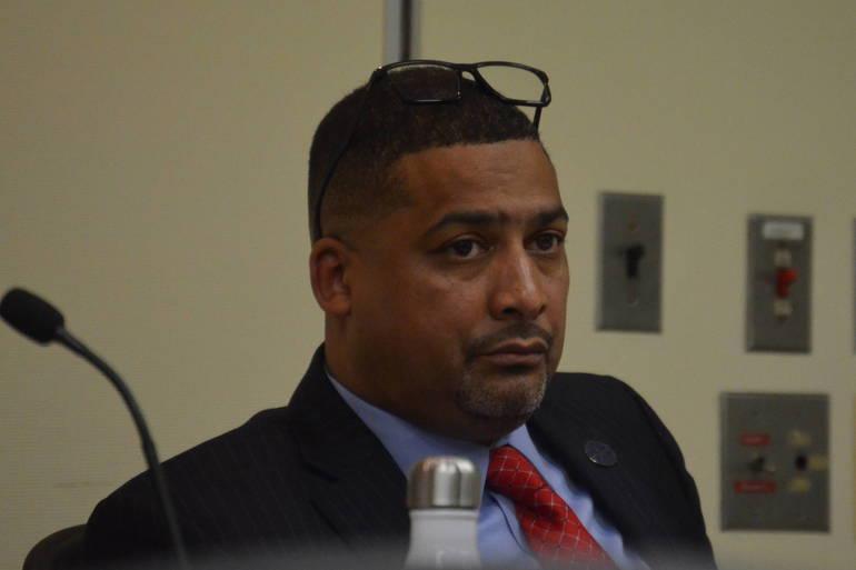 Scotch Plains Councilman Roc White