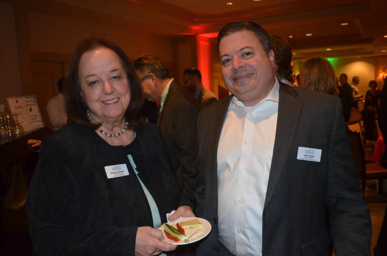 Scenes from the GWACC Holiday Party held at Shackamaxon Country Club in Scotch Plains.
