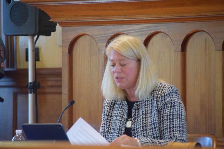 Deputy Director Sue Soloway
