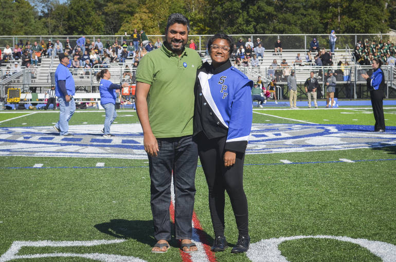 Raiders Marching Band Earns 2nd Place Trophy in Regional Competition, Seniors Recognized
