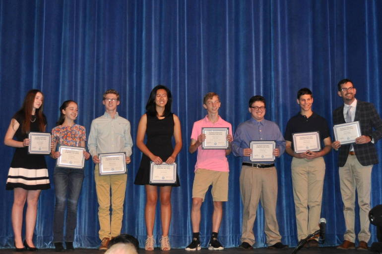 Westfield Awards Schools