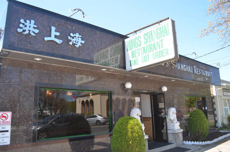 Hung's Shanghai Restaurant in Scotch Plains has reopened.