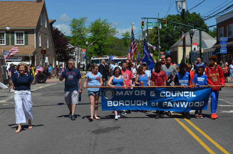 Scenes from the Scotch Plains-Fanwood Memorial Day Parade on Monday, May 27, 2019.