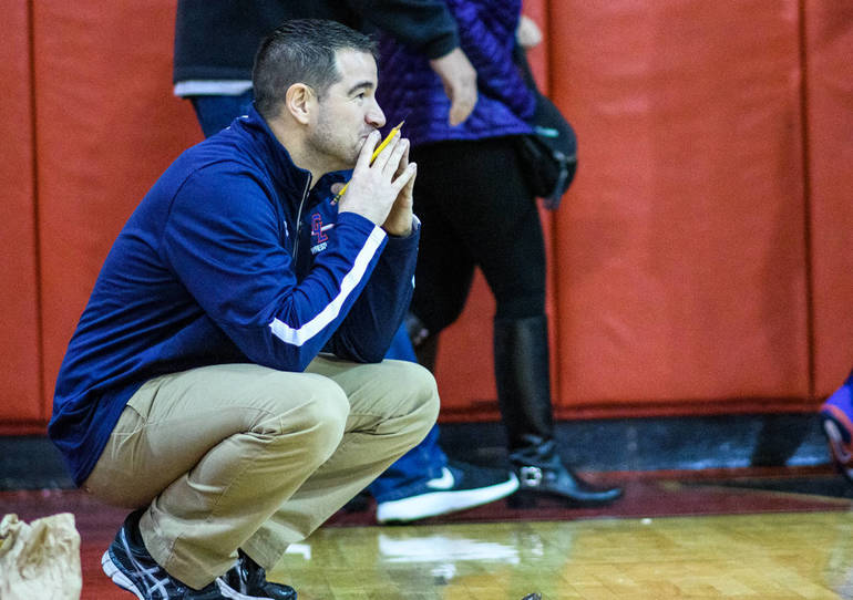 Governor Livingston's Rick Ortega Named Union County Conference Wrestling Coach of the Year