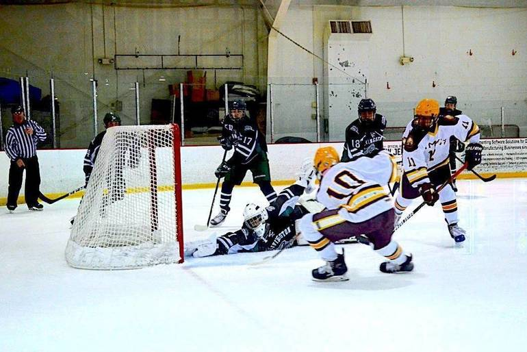 Oh, Brothers: Pryymaks Each Play Key Roles in Summit H.S. Boys Hockey's Win Over Livingston, 2-0