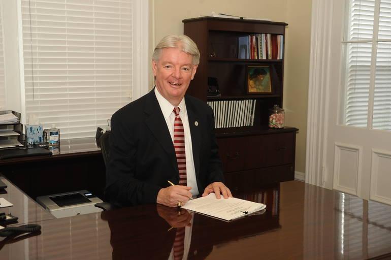 John Nolan:  President of Saint Joe's