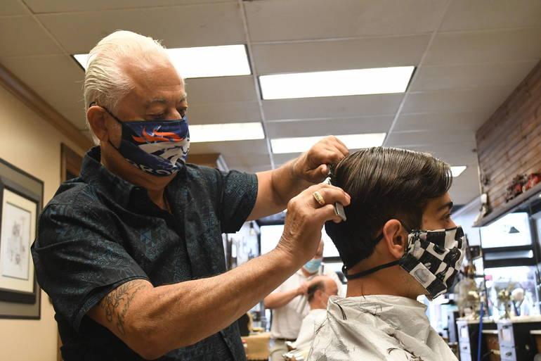 Towne Barber Shoppe Westfield