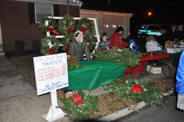 Springfield Township Kicks Off Holiday Season With Winter Celebration