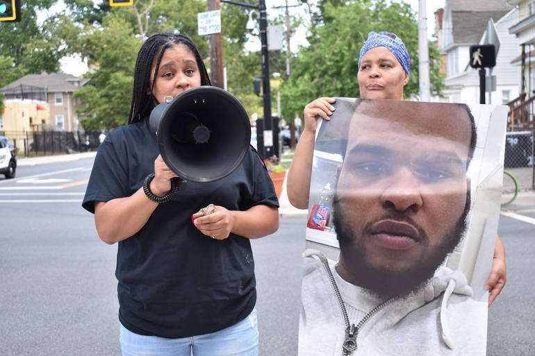 Newark Family Suing Essex County Sheriff's Department After Officers Fired 74 Times Into Car