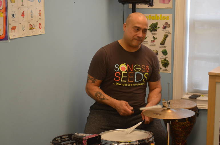 VIDEO: Songs for Seeds Sprouts in Scotch Plains