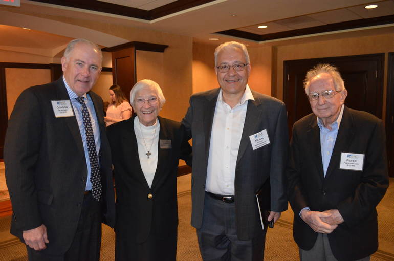 Union Catholic's 5th annual Business Networking Luncheon was held in Scotch Plains on Thursday