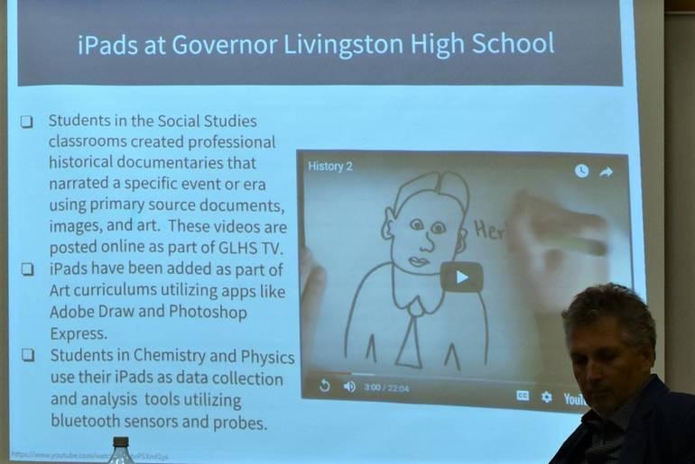 Technology & Berkeley Heights Schools 7