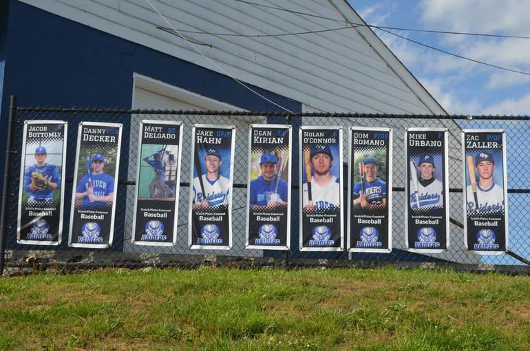 Scotch Plains-Fanwood baseball seniors