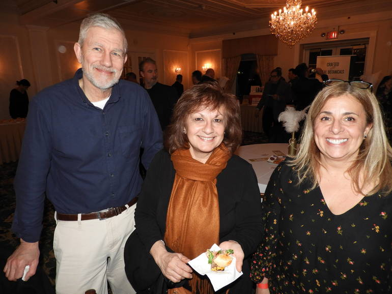 Red Bank Business Alliance Event – New Year, New Flavour a Huge Hit