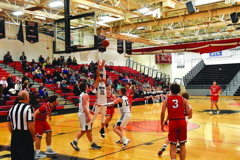 File Photo, Boys Basketball