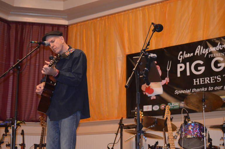 Pig Gig V at the Italian American Club in Scotch Plains.