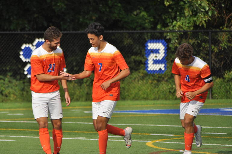 Springfield Boys Soccer Erupts in First Half to Defeat