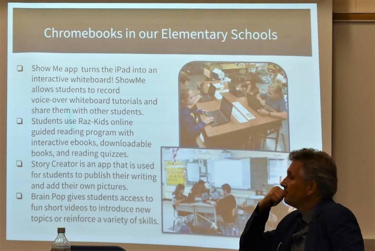 Technology & Berkeley Heights Schools 8