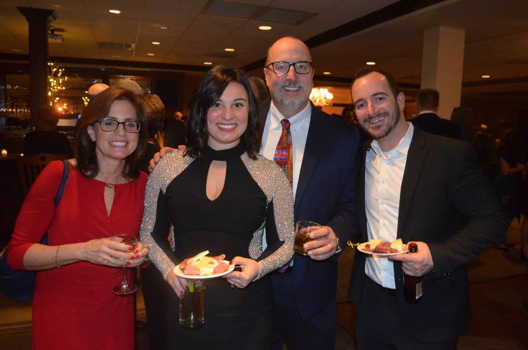 Scenes from the 2019 Scotch Plains Mayor's Gala.