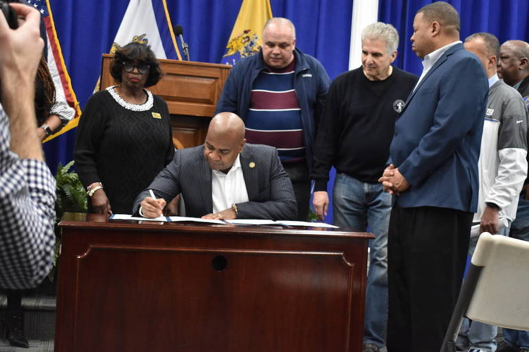 Acknowledging First COVID-19 Case, Newark Mayor Enacts Executive Order Providing Relief for Residents