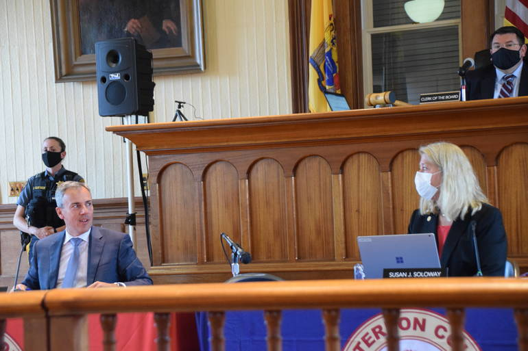 Retired Prosecutor Michael Williams Honored by County Board Proclamation