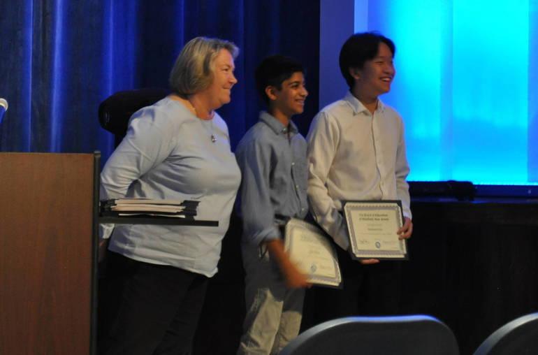 Westfield boe awards