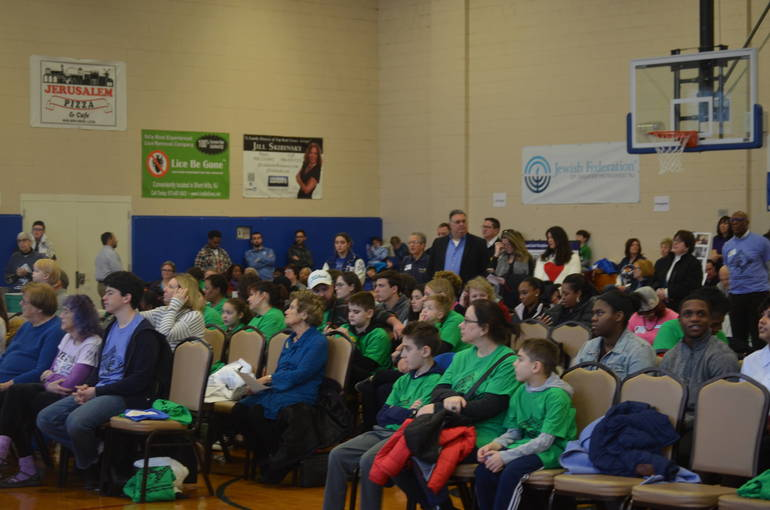 MLK Day of Service in Scotch Plains-Fanwood.