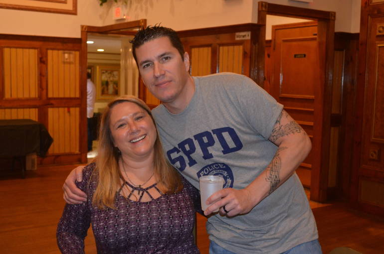 Scenes from the Scotch Plains PBA Local 87 fundraiser on Saturday, Sept. 14.