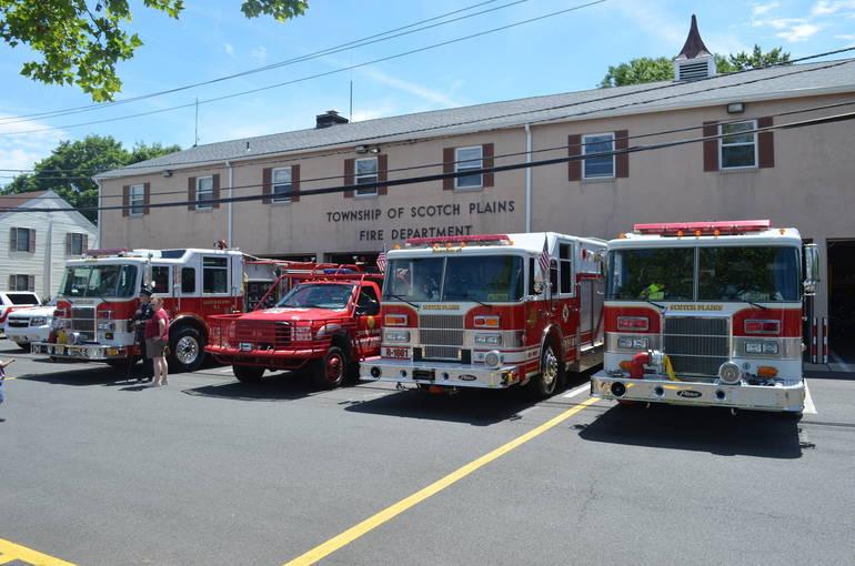 Scotch Plains' Northside Fire Station