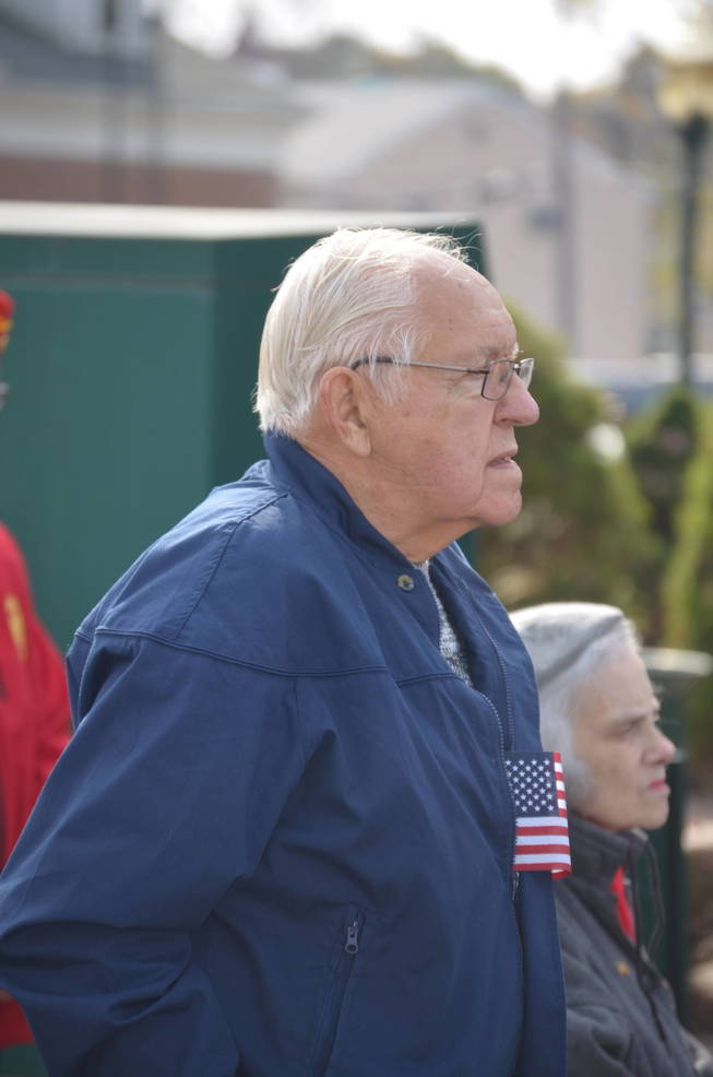 Pete Terry, whose family traces its history in Scotch Plains back to the American Revolution.